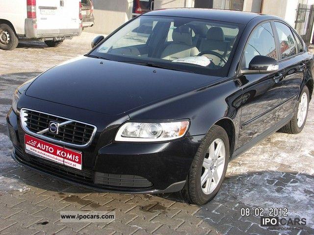 2010 Volvo  S40 S40 2.0D KINETIC FAKTURA VAT: 23% off! Limousine Used vehicle photo
