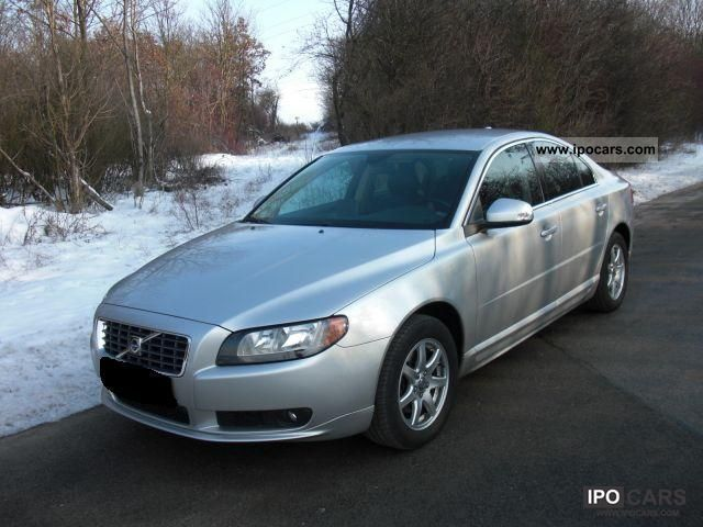 2007 volvo s80 d5 geartronic car photo and specs. Black Bedroom Furniture Sets. Home Design Ideas