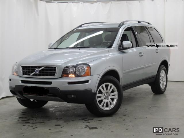 2008 Volvo XC90 Momentum Leather - Car Photo and Specs