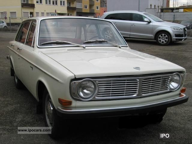 Volvo  144 1969 Vintage, Classic and Old Cars photo