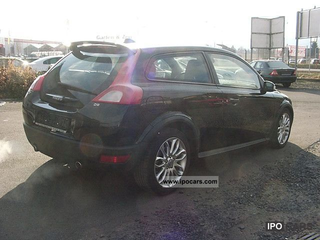 2008 volvo c30 d5 aut momentum xenon auto heated seats car photo and specs. Black Bedroom Furniture Sets. Home Design Ideas