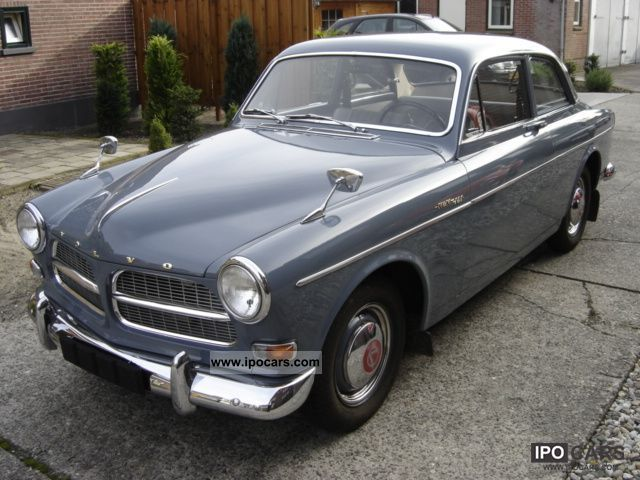 Volvo  Amazon 121 B18 1962 Vintage, Classic and Old Cars photo