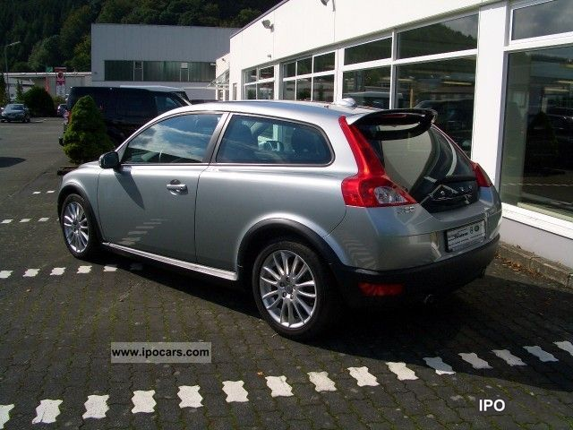 2008 volvo c30 d5 summum leather air xenon lm wheels sportfa car photo and specs. Black Bedroom Furniture Sets. Home Design Ideas
