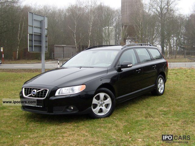 2009 volvo v70 d5 xenon navi apc 129 kw car photo. Black Bedroom Furniture Sets. Home Design Ideas