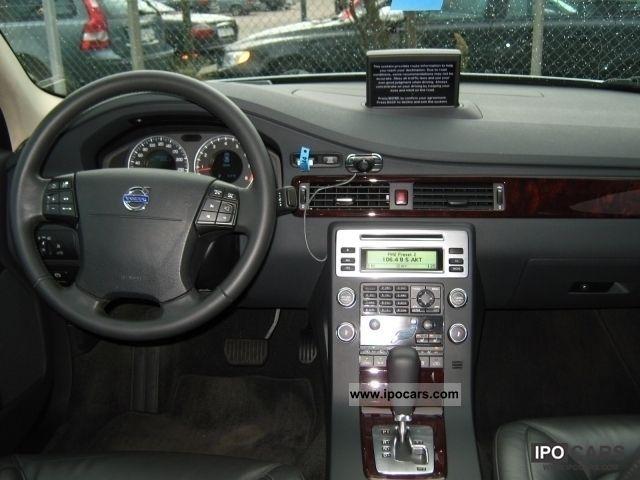 2007 Volvo Summum S80 3 2 Awd Leather Navi Xenon