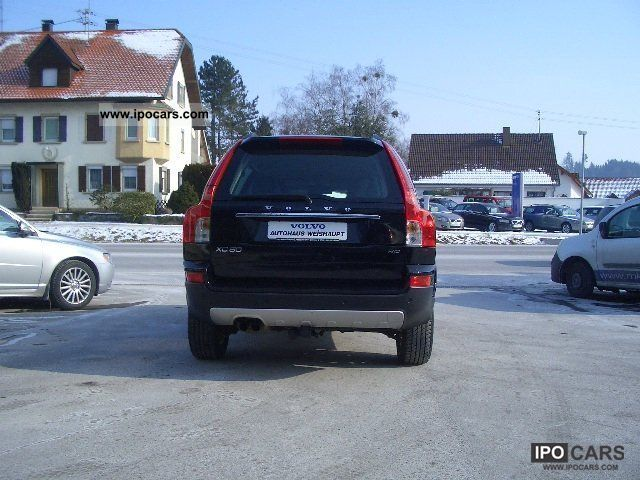 2008 volvo xc90 d5 7 seater momentum car photo and specs. Black Bedroom Furniture Sets. Home Design Ideas
