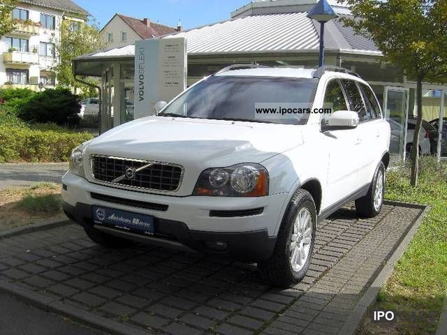 2008 volvo xc90 momentum 5 seater car photo and specs. Black Bedroom Furniture Sets. Home Design Ideas