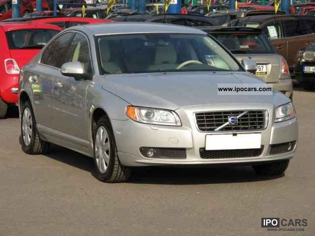 2009 Volvo  2009 S80 3.2 I Limousine Used vehicle photo