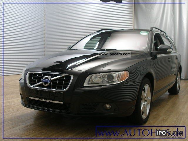 2009 volvo v70 d5 summum navi leather bi xenon car photo. Black Bedroom Furniture Sets. Home Design Ideas