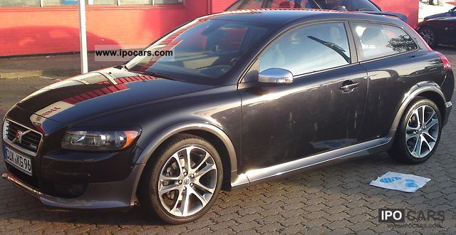 2008 volvo c30 d5 geartronic r design leather momentum car photo and specs. Black Bedroom Furniture Sets. Home Design Ideas