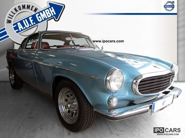 Volvo  P1800 E Coupe LEATHER 1972 Vintage, Classic and Old Cars photo