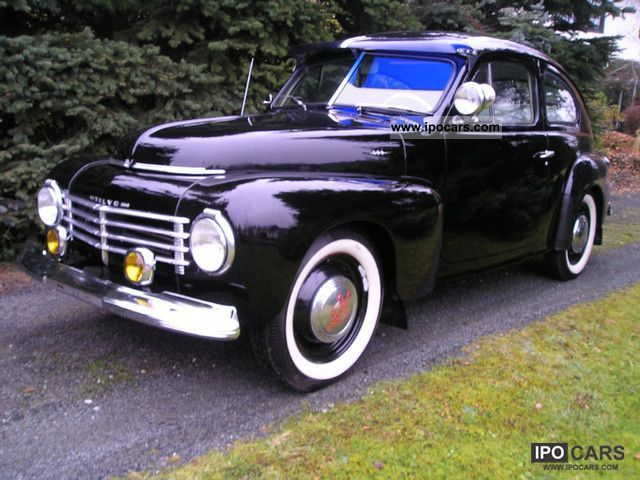 Volvo  1947 Volvo PV 444 humpback 1947 Vintage, Classic and Old Cars photo