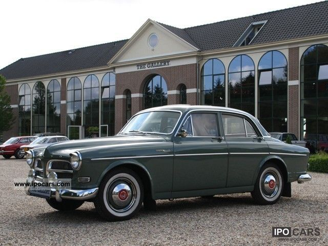 Volvo  Buy 122 S OVERDRIVE 1962 Vintage, Classic and Old Cars photo