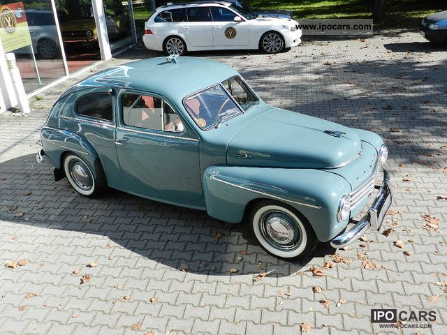 Volvo  PV 444 CS, restored, \ 1951 Vintage, Classic and Old Cars photo