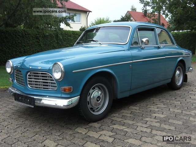 Volvo  Amazon P121 extensively restored state 2 1970 Vintage, Classic and Old Cars photo