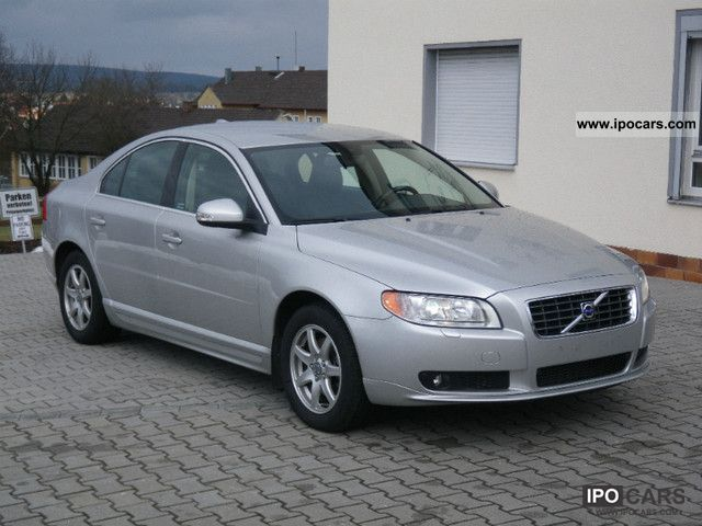 2009 Volvo S80 D5 Momentum Car Photo And Specs