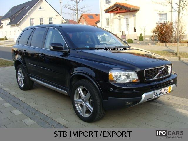 2008 Volvo XC90 D5 Aut. Sports leather memory seat NAVI ...