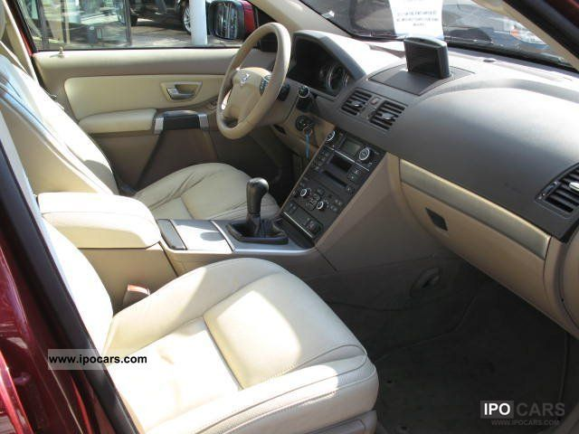 2008 Volvo Xc90 D5 Summum 136kw Bright Interior R