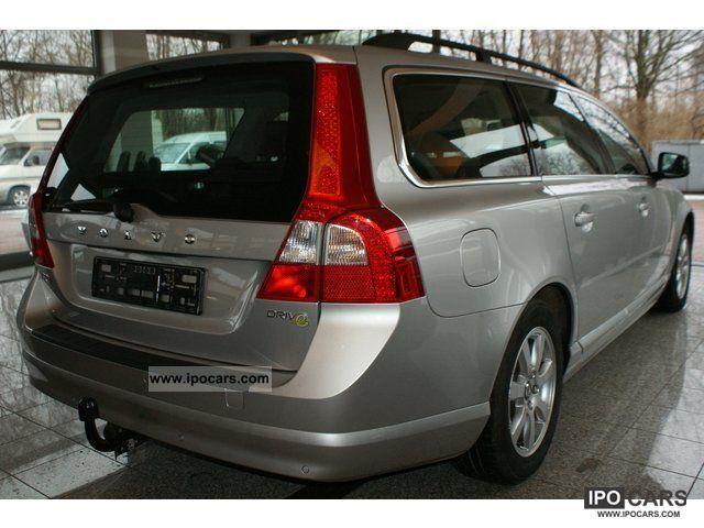 2010 Volvo V70 1 6d Mom Drive Standh Ahk Xenon Pdc