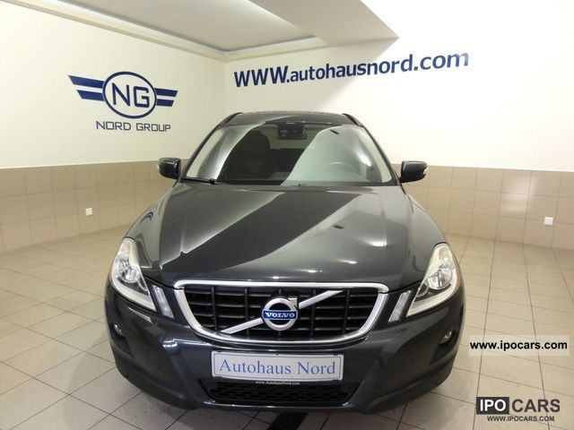 2009 Volvo  * XC60 2.4D AWD * * * Momentum Klima.Tr * leather * AHK * 17inch Off-road Vehicle/Pickup Truck Used vehicle photo