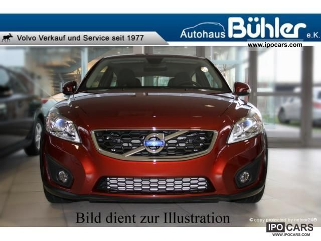 2011 Volvo  C30 D3 Momentum Sports car/Coupe New vehicle photo