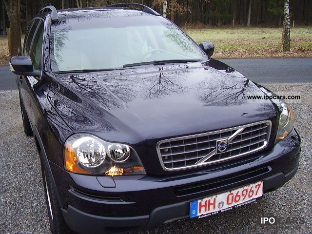 2008 Volvo  XC 90 3.2 Aut. Momentum 7-seats LPG gas Off-road Vehicle/Pickup Truck Used vehicle photo