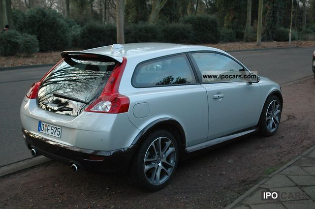 2008 volvo c30 d5 summum r np design 38t 180 hp diesel car photo and specs. Black Bedroom Furniture Sets. Home Design Ideas