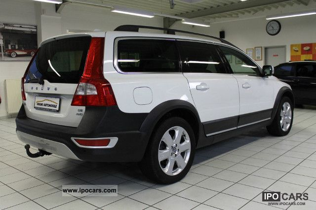 2009 Volvo Xc70 D5 Awd Summum Xenon Leather 2dvd Screens