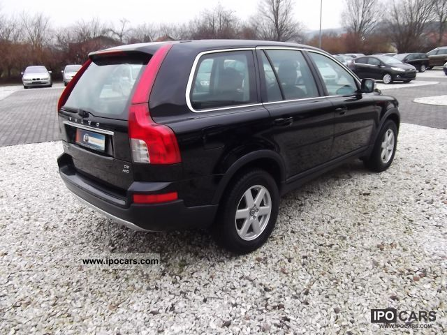 2008 volvo xc90 d5 dpf kinetic car photo and specs. Black Bedroom Furniture Sets. Home Design Ideas