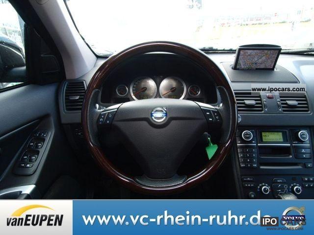 2008 Volvo XC90 D5 Summum 7-seater - Xenon, Navigation ...