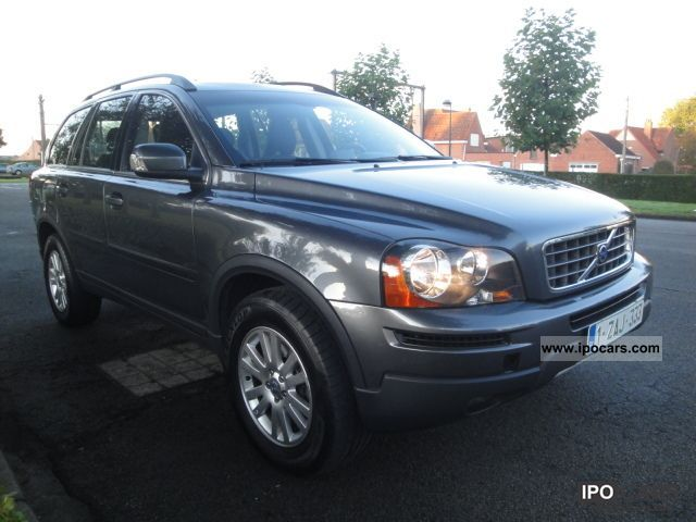 Volvo  XC90 D5 Ocean Race - 7 seats 2008 Race Cars photo