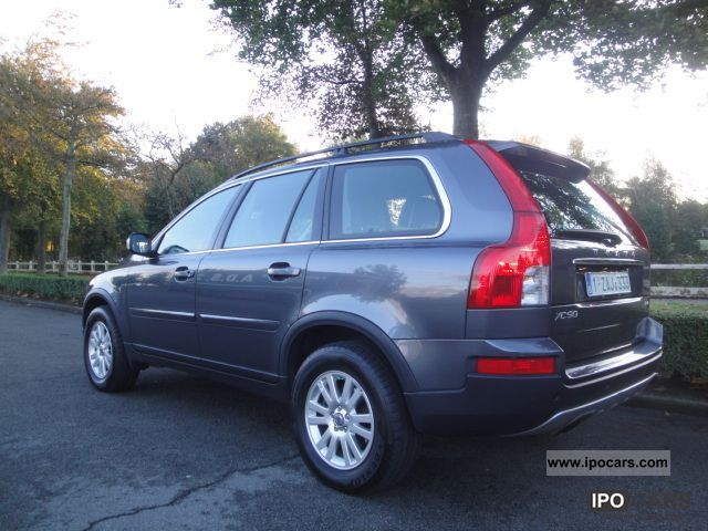 2008 Volvo XC90 D5 Ocean Race - 7 seats - Car Photo and Specs