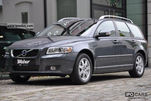 2011 Volvo V50 D2 Pro Business Edition My12 Air Navigation