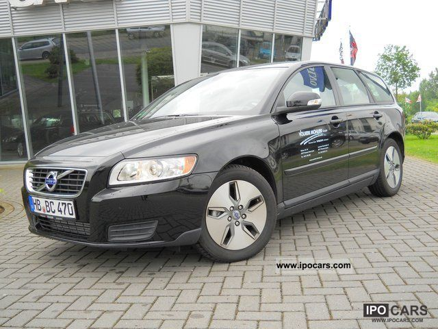 2011 Volvo V50 D2 Alloy Wheels Lybra Economical In Use