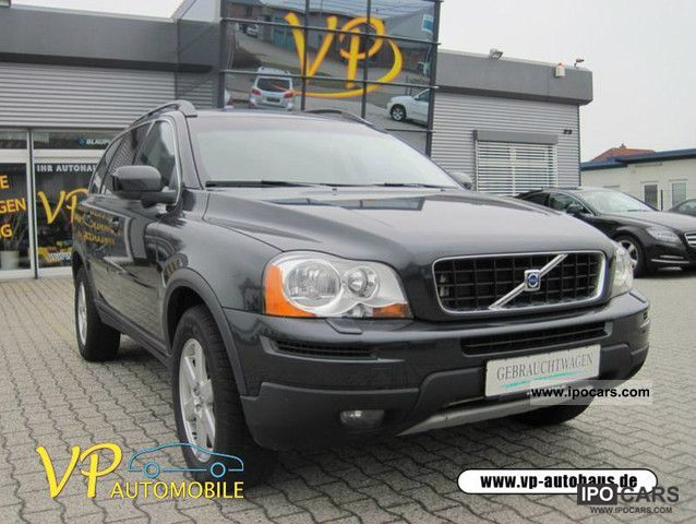 2009 volvo xc90 d5 kinetic car photo and specs. Black Bedroom Furniture Sets. Home Design Ideas