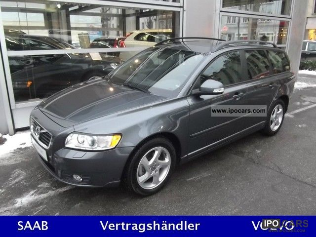 2011 Volvo V50 1.6D DRIVe Momentum DPF Estate Car Used vehicle photo 2