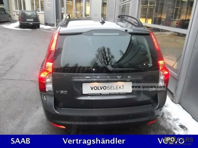 2011 Volvo V50 1.6D DRIVe Momentum DPF Estate Car Used vehicle photo 4