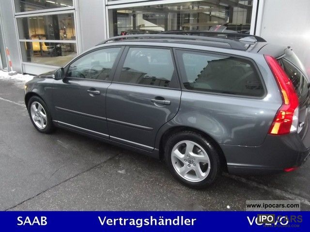 2011 Volvo V50 1.6D DRIVe Momentum DPF Estate Car Used vehicle photo 5