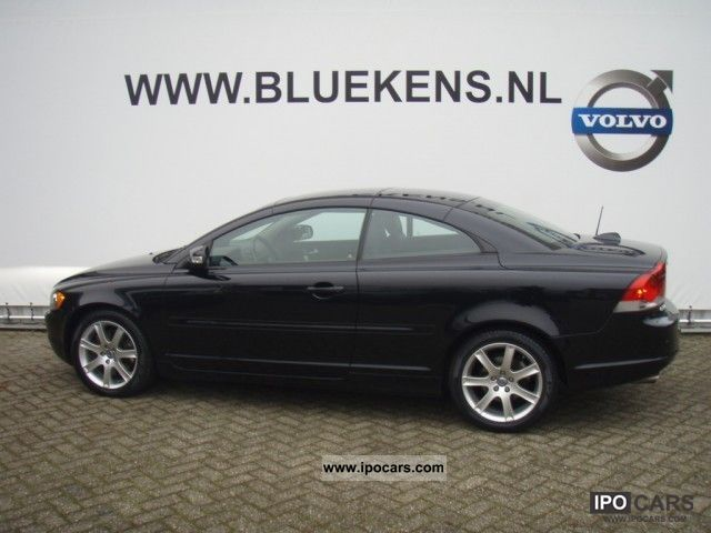 2009 volvo c70 convertible 2 4 d5 summum automaat car photo and specs. Black Bedroom Furniture Sets. Home Design Ideas
