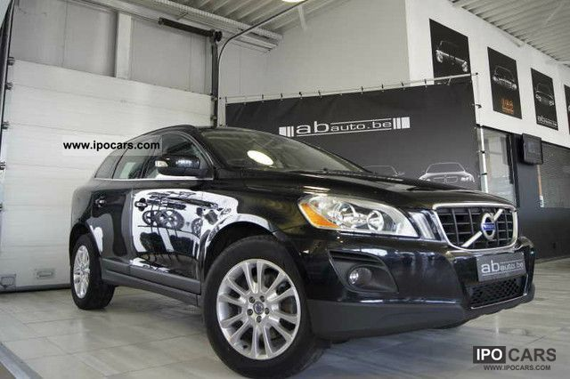 2009 Volvo  * Geartronic XC60 2.4 Turbo * parking aid, climate Off-road Vehicle/Pickup Truck Used vehicle photo