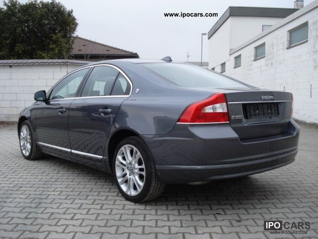 2007 volvo s80 3 2 aut executive like new car photo. Black Bedroom Furniture Sets. Home Design Ideas