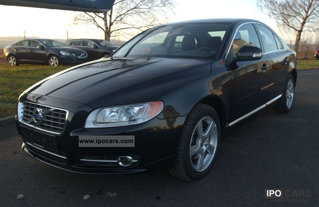 2011 Volvo S80 D3 Momentum Navi, Automatic Limousine Used vehicle ...