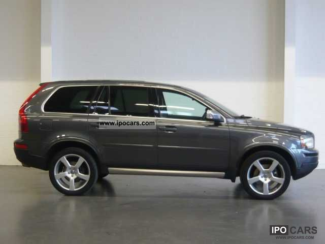 2008 Volvo XC90 D5 R-Design DPF 7-seats, rearview camera, N - Car Photo and Specs