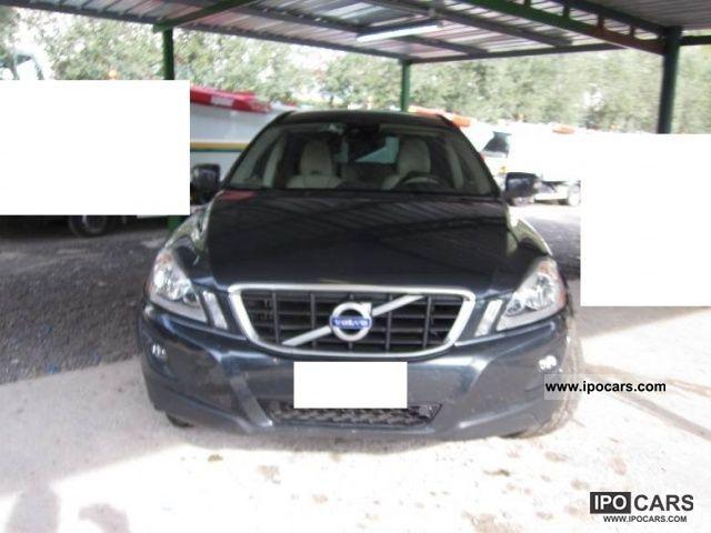 2010 Volvo XC60 D5 AWD 205CV Gear Triptronic Momentum Off-road Vehicle ...