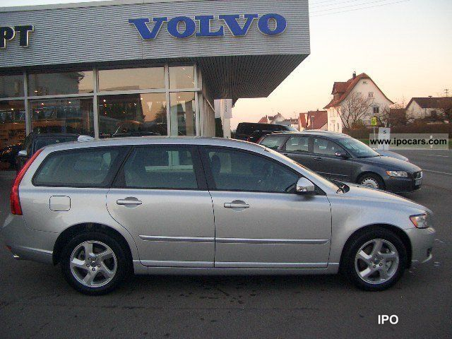 2011 Volvo V50 D3 Pro Business Edition Estate Car Used vehicle photo 7