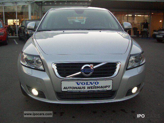 2011 Volvo V50 D3 Pro Business Edition Estate Car Used vehicle photo 8