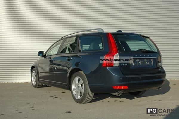 2011 Volvo V50 D3 Auto Business Pro Edition - CAMP - Car Photo and ...