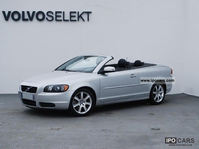 2010 volvo c70 coupe cabriolet 2 0 kinetic bv d 136 car photo and specs. Black Bedroom Furniture Sets. Home Design Ideas