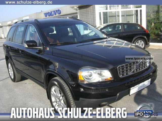 2008 Volvo XC90 D5 Summum (Navi Xenon leather climate) - Car Photo and Specs