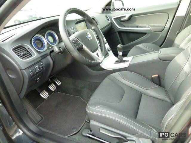 2011 Volvo S60 R-Design T3 Navi PDC GRA - Car Photo and Specs